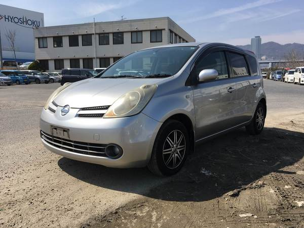 NISSAN 2005 NOTE