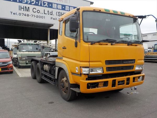 MITSUBISHI FUSO SUPER GREAT TRACTOR