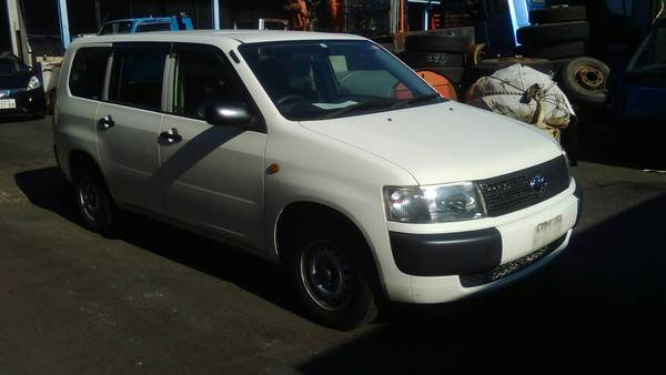 TOYOTA PRO BOX 4WD