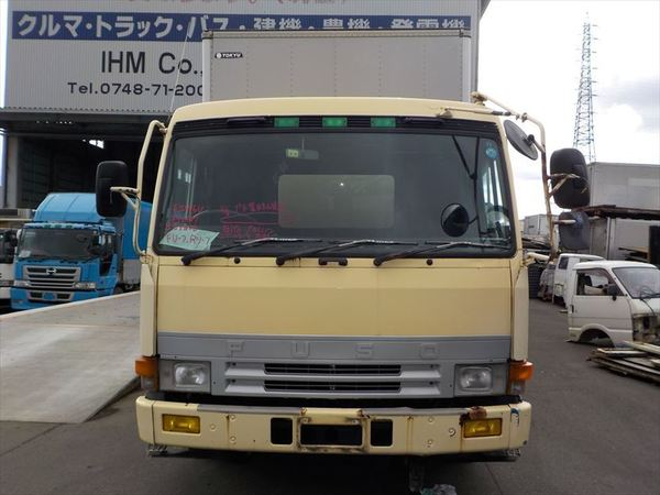 MITSUBISHI FUSO THE GREAT ALUMINUM VAN
