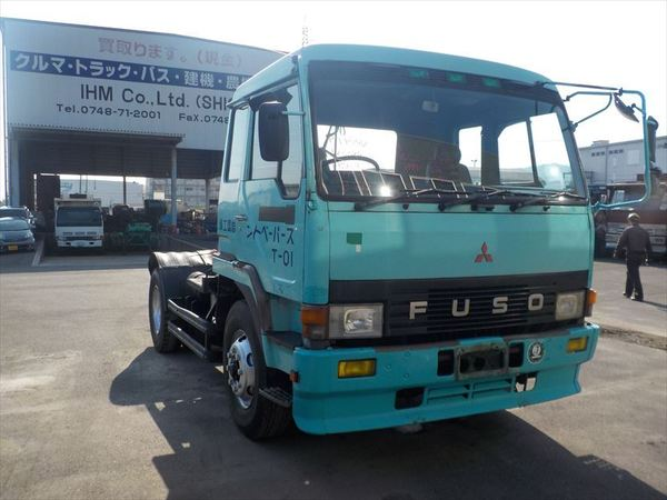 MITSUBISHI FUSO THE GREAT TRACTOR HEAD