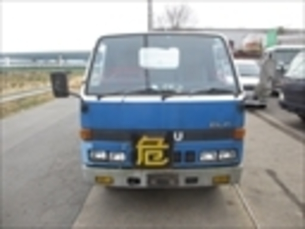 ISUZU ELF TANK LORRY