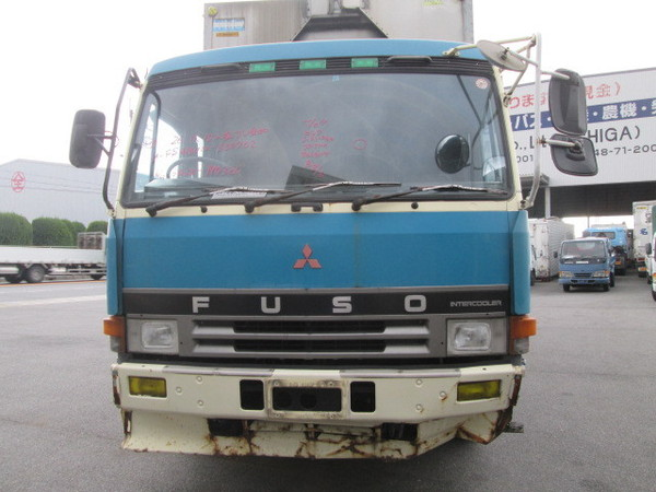 MITSUBISHI FUSO THE GREAT DUMP